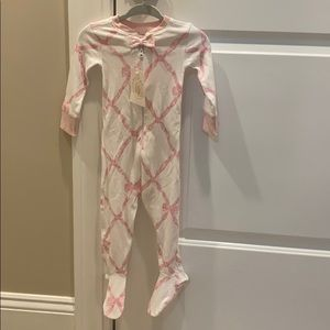 Beaufort Bonnet Company Pajamas - NWT Beaufort Bonnet Company Monogrammed Sleeper